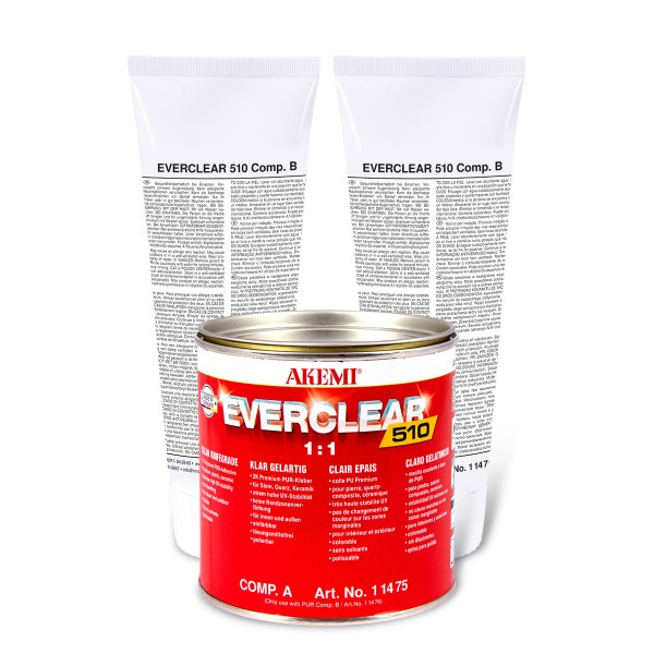 Everclear 510 gelartig