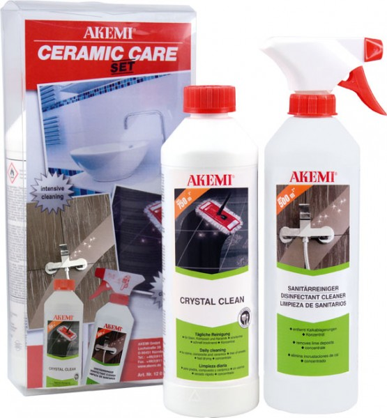 Ceramic Care Set (Kunststoffbox)