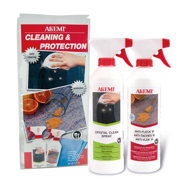 Cleaning & Protection Set (Kunststffbox)